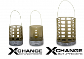 Кормушка Guru X-Change Distance Feeders Cage large 40гр+50гр